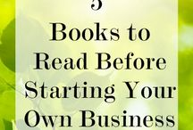 Books to read / by Ferris State University College of Business
