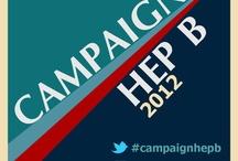 Campaign Hepatitis B / by Team HBV