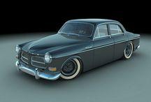 Vintage cars / by Gerard Veldhuis