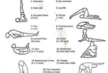 Yoga_Pose_Quotes_Tips_Learn_Practise / by Baby Waas