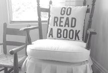 Go Read A Book! / Books / by Diane Carroll