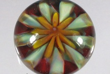 Glass Cabochons / Cabochons Jewelry Supplies / by GlassPeace