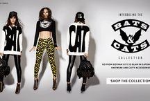 Bats & Cats / by Forever 21