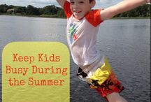 Summer With Kids / Summer with kids - If you have the kids home for the summer, follow this board for fun summer ideas, summer crafts, summer treats, summer activities with kids, and more! #Summer #Summeractivities #SummerVacation #SchoolsOut #SummerBreak / by Mary Edwards @ Couponers United & Florida Bloggess