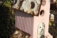 bird houses / by Shelly Krueger