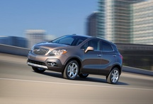 All-New 2013 Encore / 2013 Buick Encore will arrive early in 2013 at Crotty Chevrolet Buick in Corry, PA / by Crotty Chevrolet Buick