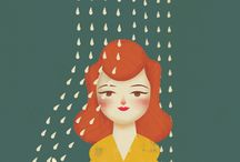 Lluvia / by Miss Didi