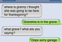 Facebook Funnies / by Francine Ali