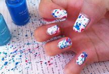 Nails / by Rhonda Kornetti Byberg