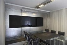 Interior Office / Architecture / by Ivan Lopez