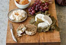 Healthy Appetizers, Snacks, & Dips / by Marjorie Lermond