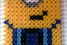 Crafting (Hama Beads) / by Vickie Tagatz