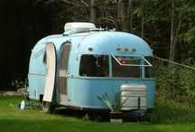 Campers & RV's / Vintage & others / by Alanna Sage
