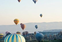 Hot Air Balloons / by Kathleen Calahane