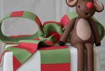Christmas cakes, bakes & nibbles / by Melanie