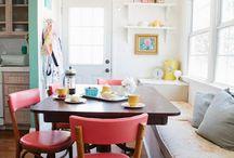 Breakfast Nook / by Online Interior Design