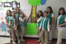 Girl Scout Leader / by Shelley Pence Van Noy