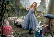 Alice in Wonderland / by Laura Ulak