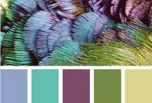 Palette de couleurs / by Isabelle Savoie