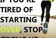 fitness quotes/ workouts / All things fitness-y  / by Tonya Schwartz