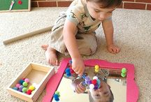Baby Play Time / Ideas for stimulating and enriching babies' worlds. Because babies want to have fun too. / by Steph :: Modern Parents Messy Kids