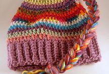 Crochet Hats / by Joan Hinchcliff