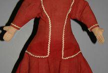 Antique cloth doll / by JaRae Neumann