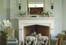 Fireplace / by Hilary Ward