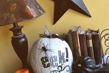 Halloween - Boooooo! / by Christine Crawford Smith