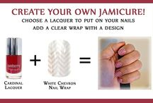 Jamberry Nails / by Leslie James