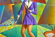 Artists: Georgy Kurasov / by John Lasschuit