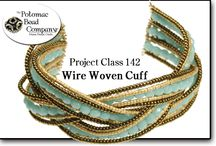Jewelry Project Wish List Bracelets / by Marybel Landrau