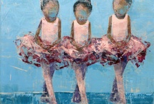 beautiful ballet / by Andrea Okonkwo