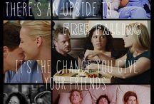 Grey's Anatomy  / by Amanda Burt