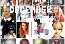 Taylor Swift / My favorite singer / by Morgan Hineman