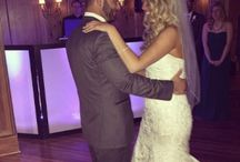 """Real New Jersey Weddings / """"Gig logs"""" from the DJ's perspective featuring the weddings of our awesome couples! See how real life NJ couples customize the music and lighting at their wedding receptions.  We occasionally work in Pennsylvania and New York - so these weddings are featured as well! #weddings #NJ #weddingmusic / by Ambient DJ Service"""