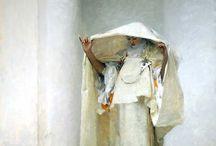 John Singer Sargent / by Katherine Mercury Willamson