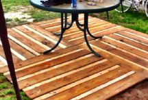 Pallets / by Kimberly Cook
