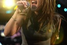 Kelly Clarkson / by Megan Hubany
