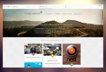 Web/IOS Design / by Kristin Lasita
