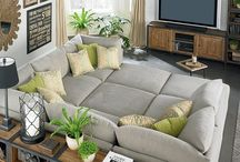 Living room ideas / by Imani Ruffins