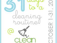 Home - Organized and Clean / by Staisha Klein