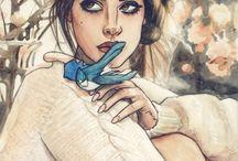 Girly Art / by May May