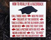 ARKANSAS RAZORBACKS / by Tracy Kremer-Roach