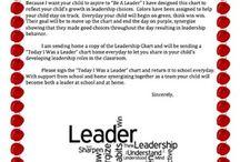 Leader in Me / by Sibel SK