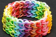 Rainbow loom / by Penny Tappel