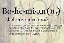 Bohemian Love.  / by Kristen Clarey