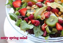 Soups & Salads / by Trudi Ross
