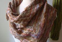 Yarn and threads / by Gail Hutchinson