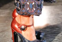 If The Shoe Fits  / What women does not have some sort of shoe fetish?  I have a HORRIBLE one.  So, how could I not devote an entire board to SHOES? / by Laura Lynch